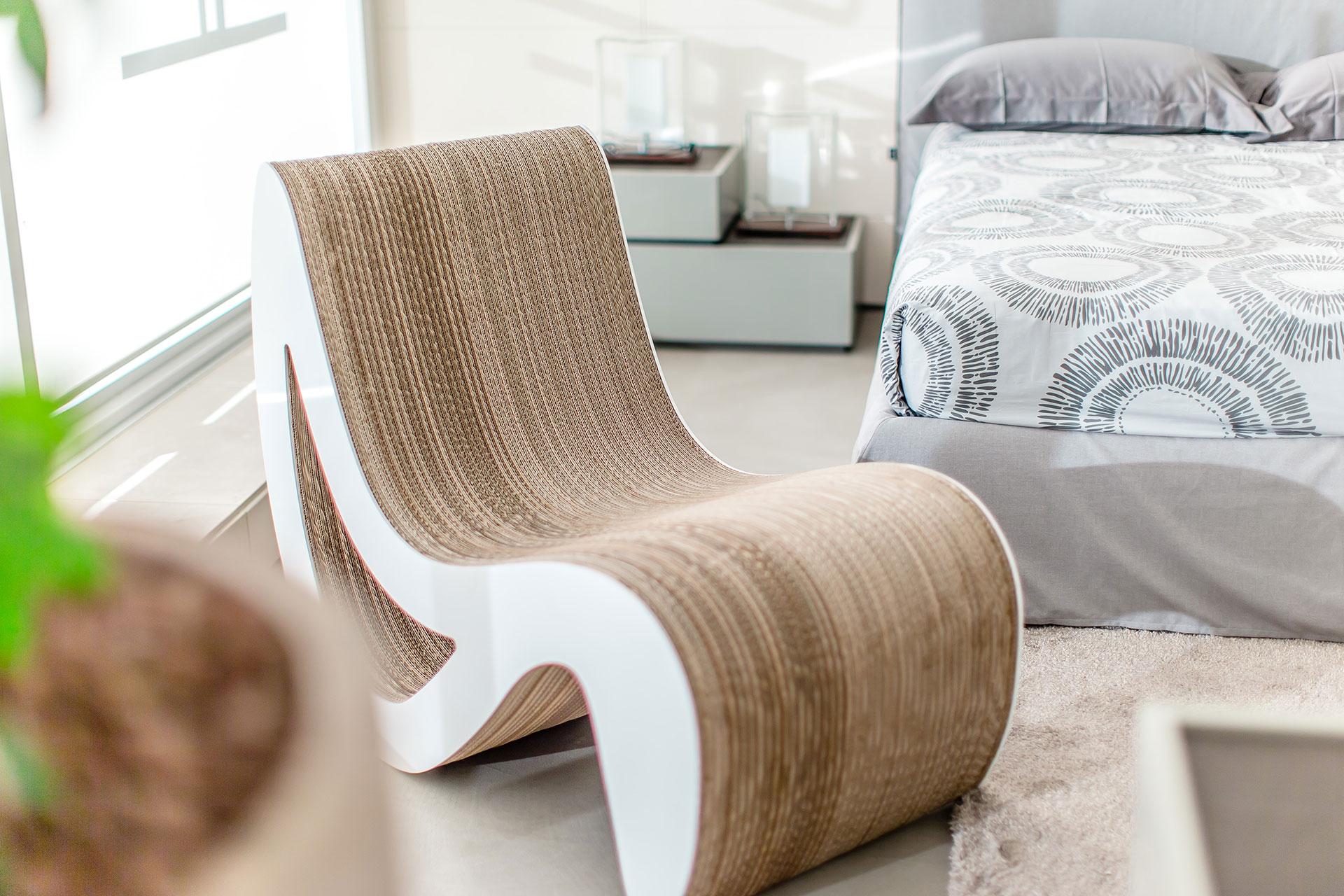 Mobili in cartone arredamento ecostostenibile per la tua casa