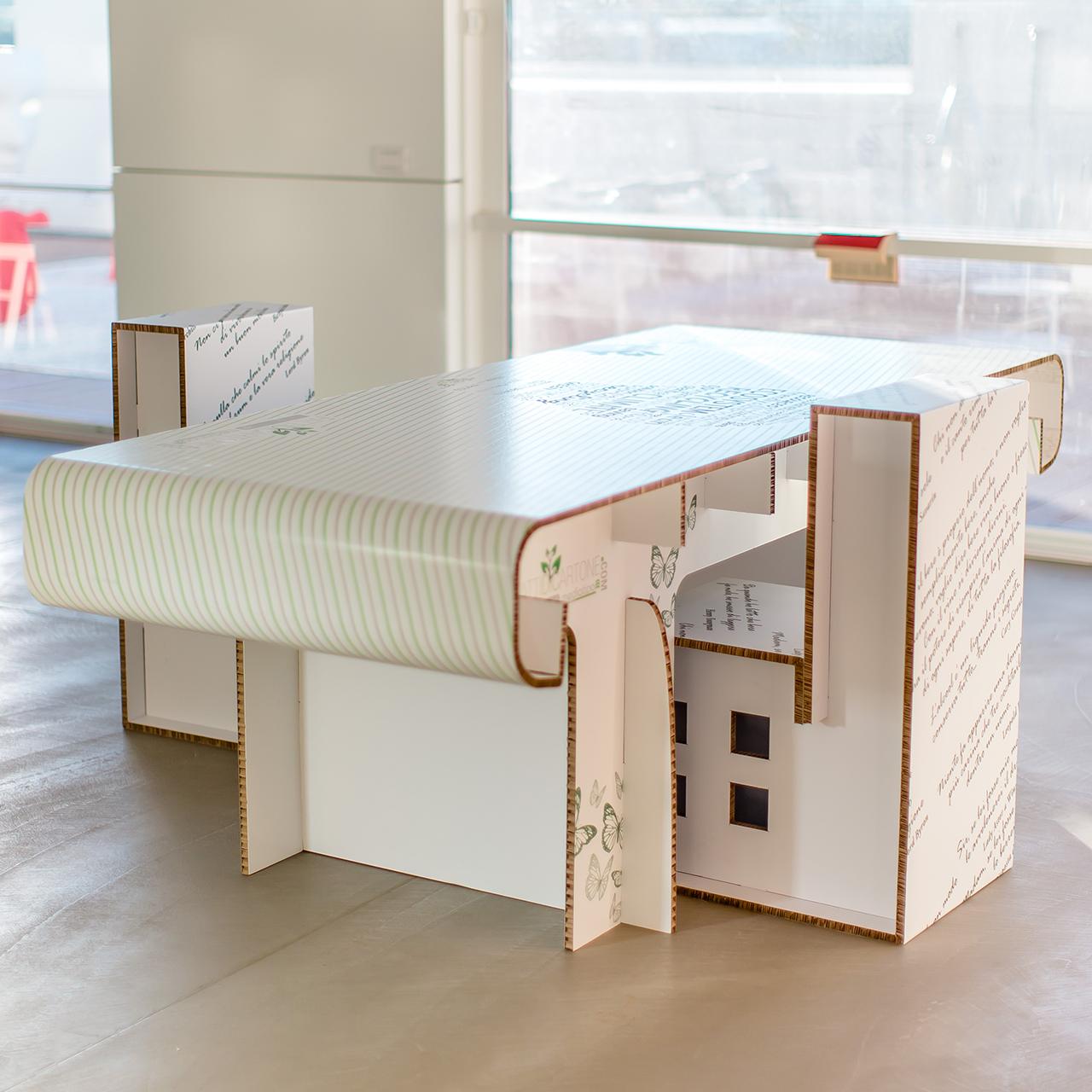I prodotti fatti di cartonefatti di cartone - Mobili in cartone design ...